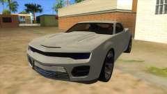 Chevrolet Camaro DOSH tuning MQ