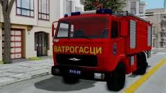 FAP Serbian Fire Truck