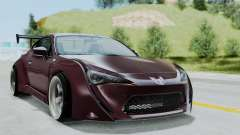 Toyota GT-86 Rocket Bunny для GTA San Andreas