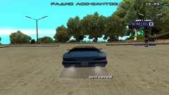 Drift Camera для GTA San Andreas