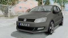 Volkswagen Polo 6R 1.4 HQLM для GTA San Andreas