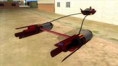 StarWars Anakin Podracer для GTA San Andreas