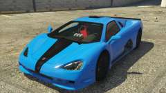 SSC Ultimate Aero [Replace] 1.0