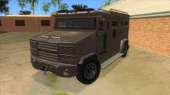 GTA 5 Brute Riot Police для GTA San Andreas