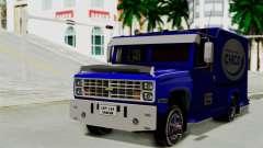 Chevrolet C30 Furgon Stylo Colombia для GTA San Andreas