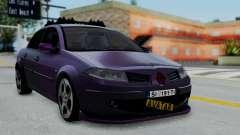 Renault Megane II для GTA San Andreas