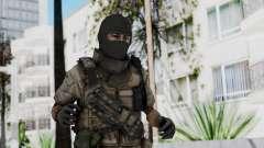 Crysis 2 US Soldier 8 Bodygroup B для GTA San Andreas