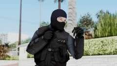 GTA 5 S.W.A.T. Police для GTA San Andreas