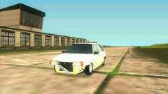 VAZ 2109 BUNKER для GTA San Andreas