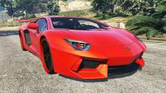 Lamborghini Aventador v1.0