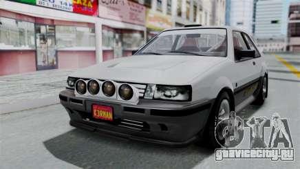 GTA 5 Karin Futo Rally Car v2.0 для GTA San Andreas