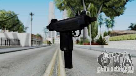 GTA 3 Uzi для GTA San Andreas