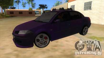 Renault MEGANE 2 для GTA San Andreas