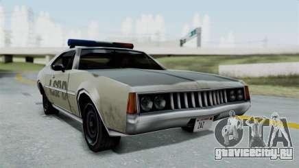 Police Clover для GTA San Andreas