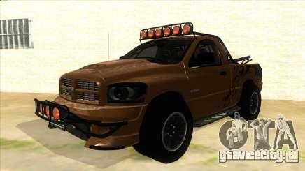Dodge Ram SRT DES 2012 для GTA San Andreas