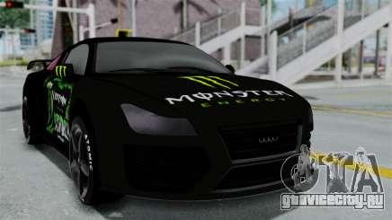 GTA 5 Obey 9F Monster для GTA San Andreas