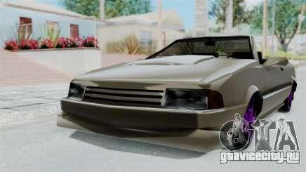 Cadrona Cabrio JDM для GTA San Andreas