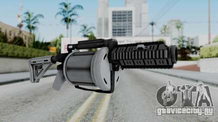 GTA 5 Grenade Launcher - Misterix 4 Weapons для GTA San Andreas
