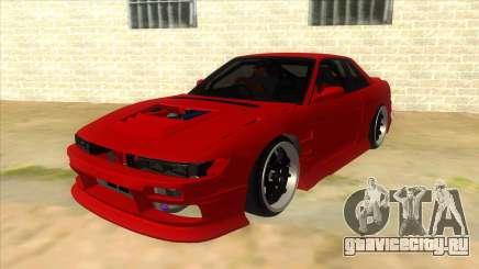Nissan S13 Drift для GTA San Andreas