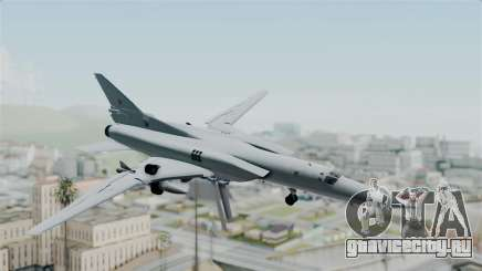 ТУ-22М3 Green для GTA San Andreas