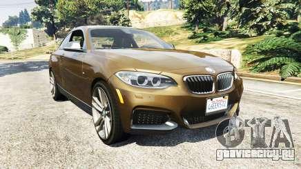 BMW M235i Coupe для GTA 5
