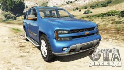 Chevrolet TrailBlazer для GTA 5