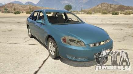 Chevrolet Impala для GTA 5