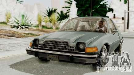 AMC Pacer 1978 IVF для GTA San Andreas