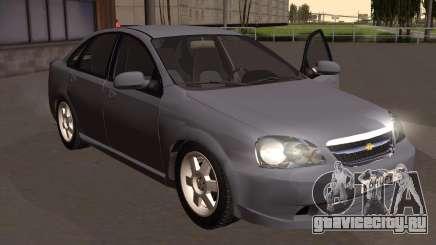 Chevrolet Lacetti Sedan седан для GTA San Andreas