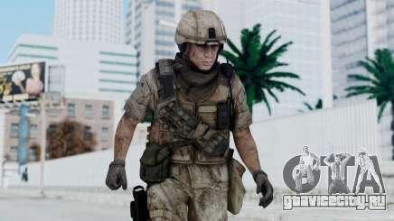 Crysis 2 US Soldier 3 Bodygroup B для GTA San Andreas