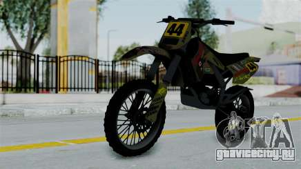GTA 5 Shrewsbury Sanchez для GTA San Andreas