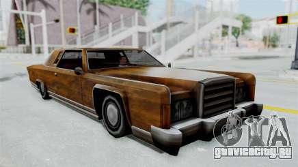 Винил Ржавчина для Remington для GTA San Andreas