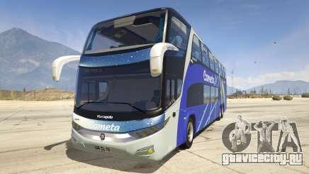 Marcopolo Paradiso 1800 для GTA 5