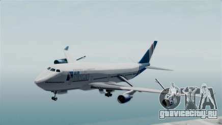 GTA 5 Jumbo Jet v1.0 Air Herler для GTA San Andreas