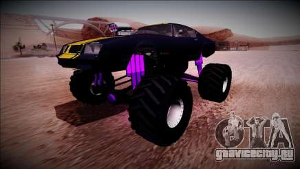 GTA 5 Imponte Phoenix Monster Truck для GTA San Andreas