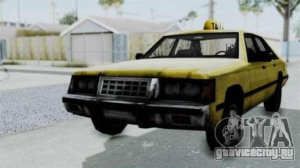 Taxi from GTA Vice City для GTA San Andreas