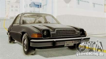 AMC Pacer 1978 для GTA San Andreas