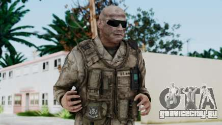 Crysis 2 US Soldier FaceB Bodygroup A для GTA San Andreas