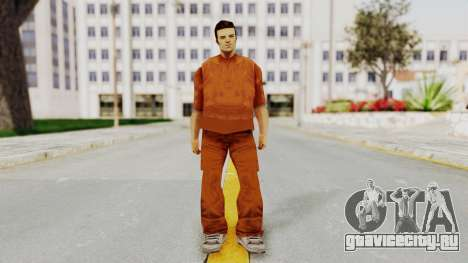 Claude Speed (Prision) from GTA 3 для GTA San Andreas второй скриншот