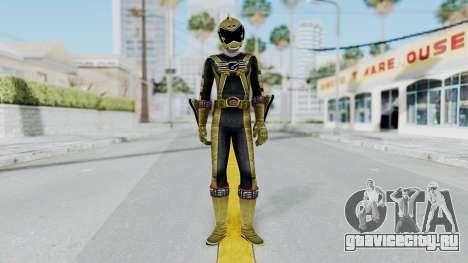 Power Rangers RPM - Gold для GTA San Andreas второй скриншот
