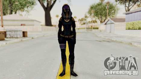 Mass Effect 3 Tali Armor для GTA San Andreas второй скриншот