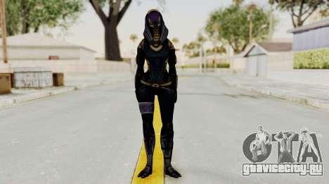 Mass Effect 3 Tali Armor для GTA San Andreas второй скриншот