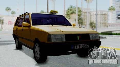 Tofas Kartal Taxi для GTA San Andreas