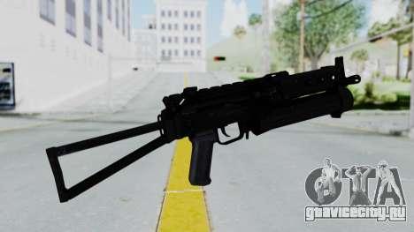 PP-19 BIZON для GTA San Andreas второй скриншот