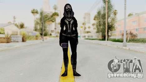 Mass Effect 3 Tali Zorah Armor DLC для GTA San Andreas второй скриншот