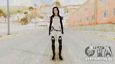 Mass Effect 3 Miranda для GTA San Andreas второй скриншот