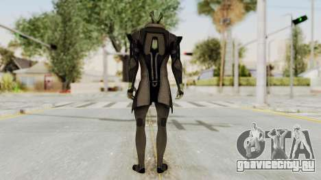 Mass Effect 2 Thanes для GTA San Andreas третий скриншот
