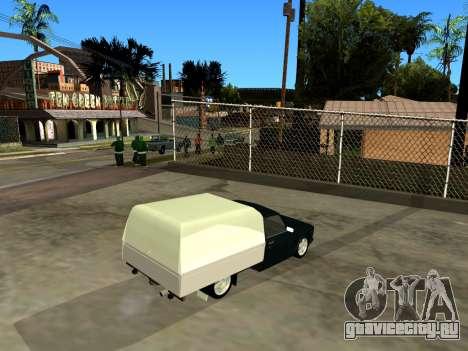 ВИС 2345 для GTA San Andreas вид справа