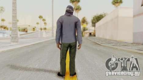 Middle East Insurgent v2 для GTA San Andreas третий скриншот