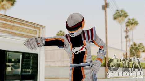 Power Rangers Operation Overdrive - Mercury для GTA San Andreas
